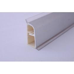 Водобрана лайсна ПВЦ с алуминиево фолио 411