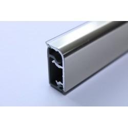 Водобрана лайсна алуминиева 211 инокс