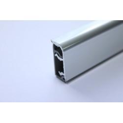 Водобрана лайсна алуминиева 211 полу гланц