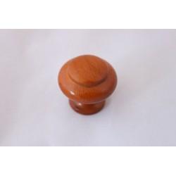 Дървена мебелна дръжка лакирана ТОБИ D02-30 байцван бук