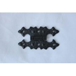 Мебелна панта старинна симетрична 70Х38мм