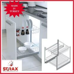 S2163 Кошница за чинии и чаши STARAX