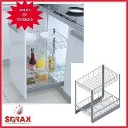 S2100 Изтегляща се кошница STARAX