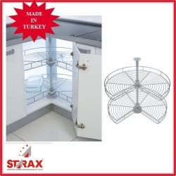 S3020 3/4 Въртяща се кошница с тръба к-т STARAX