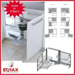 S3001 Изтегляща се система за сляп ъгъл STARAX