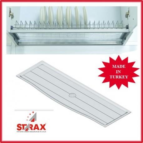 S5212 Прозрачна тава за отцедник STARAX