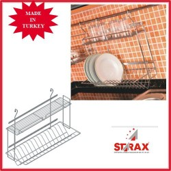 S4018 Поставка висяща за чинии и чаши STARAX