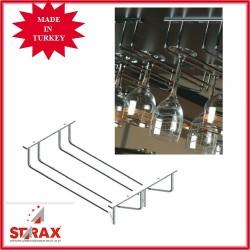 S4016 Поставка висяща за чаши две секции STARAX