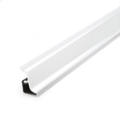 Водобранна лайсна алуминиева 127 REHAU