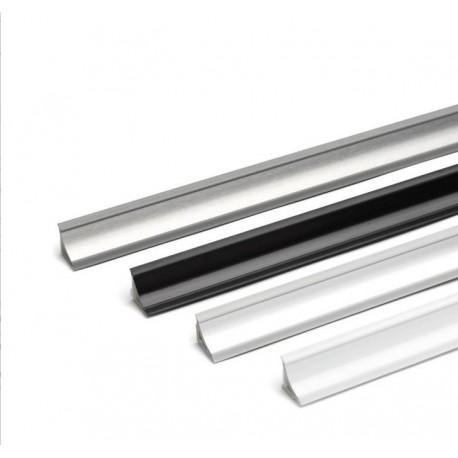 Водобранна лайсна 3м. ПВЦ с алуминиево фолио FUGEN REHAU