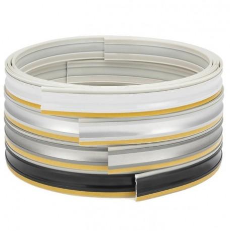 Водобранна лайсна на метър ПВЦ с алуминиево фолио FUGEN REHAU