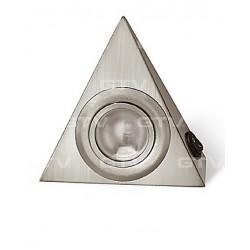 Мебелна луна външна триъгълна с ключ GTV